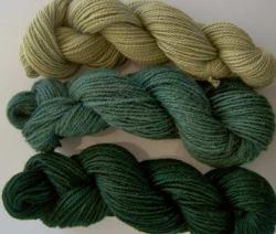 Kan ett 2-trådigt garn (2 ply) vara ett double knitting-garn? Jajamensan!