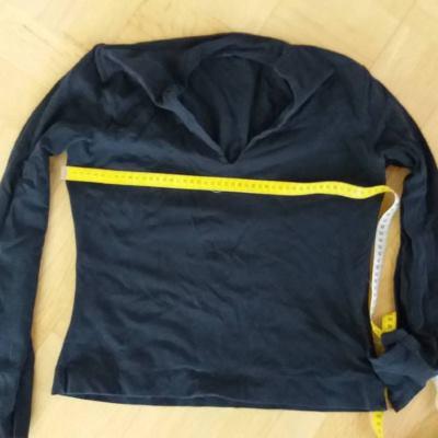 Bästa sättet att räkna ut rörelsevidden? Mät på en tröja som passar dig!