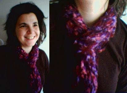 Skarva en scarf