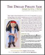Virkad pirat, som är mycket, mycket lik Jack Sparrow