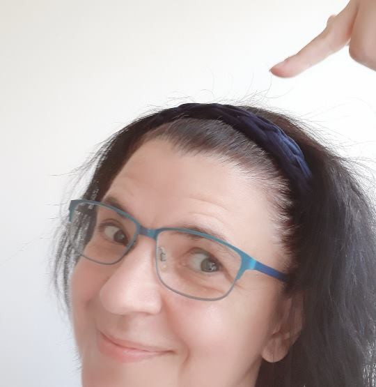 Varför inte fingervirka ett hårband?