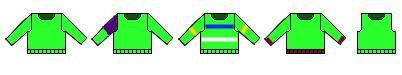 Variationer på virkade tröjor