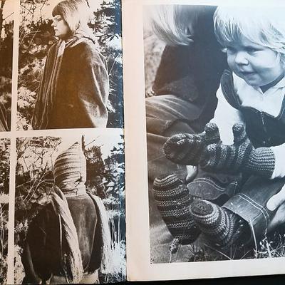Visst syns det att fotografierna är från 1970-talet. Men modellerna? Tidlösa!