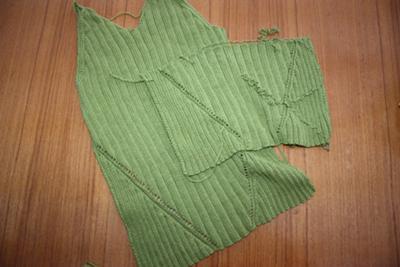Gröna linnet, före.