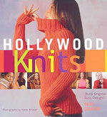 Hollywood Knits, stickbeskrivningar av Suss Cousins