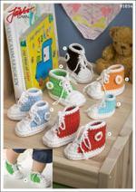 Virkade baby-Converse
